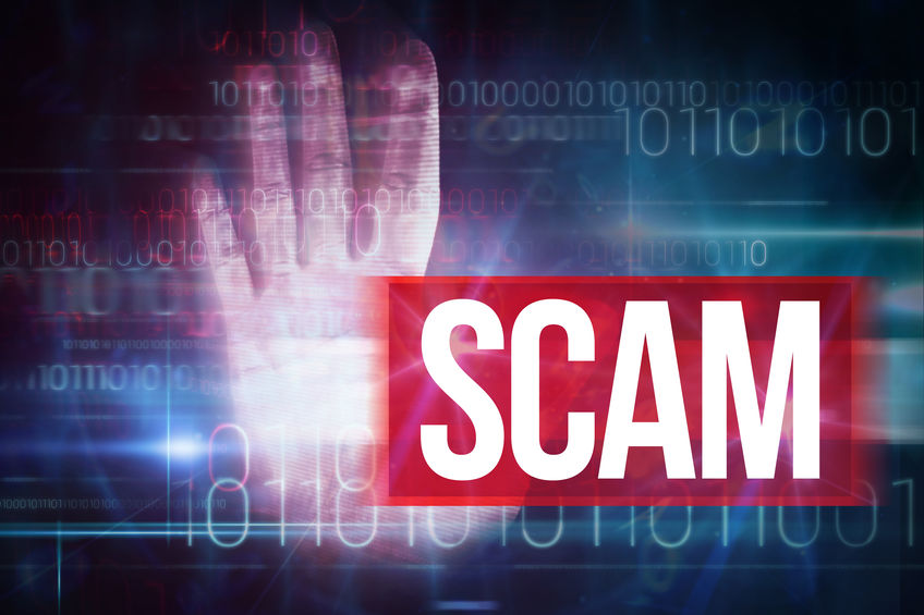 How to protect yourself from a scam?
